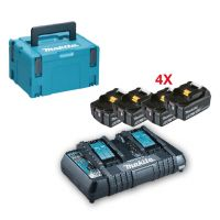 KIT ENERGY MAKITA 18V+4 BL1850