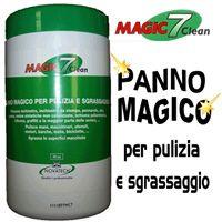 PANNO PULITORE MAGIC CLEAN 7