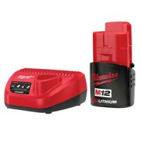 KIT BATTERIE MILWAUKEE M12-NRG